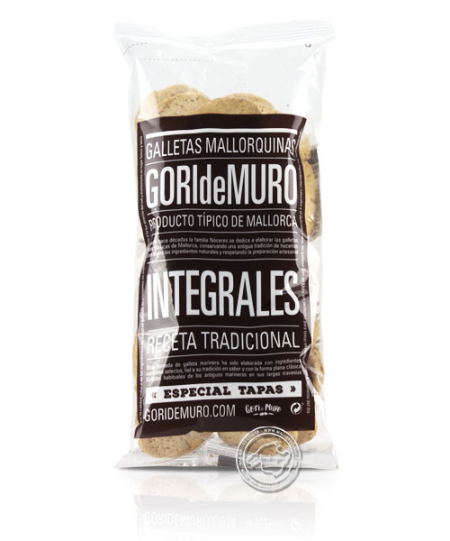 Galletas Gori de Muro Integral, 240 g
