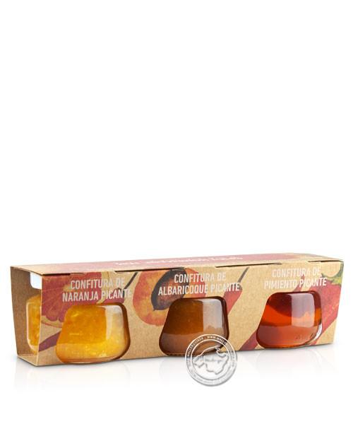 Glosa Marina Mermelada Picante de Pimiento Picante, Albaricoque y Naranja, 195 g