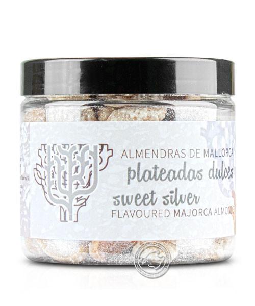 Mallorca Fruits Gran Seleccion Almendra Dulc Plateadas, Mandeln süß, 125 g