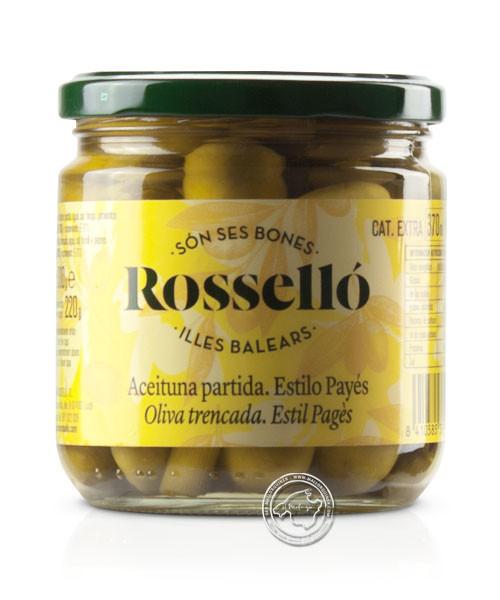 Rosello Olives Partidas Mallorquinas, 300/220 g
