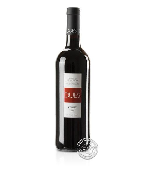 Jose L. Ferrer DUES Manto. / Cabernet, Vino Tinto 2019, 0,75-l-Flasche