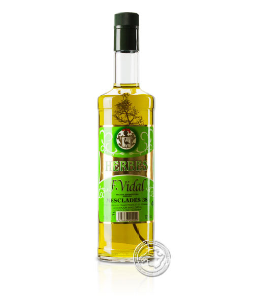 Hierbas Semi, 32 %, 0,7-l-Flasche