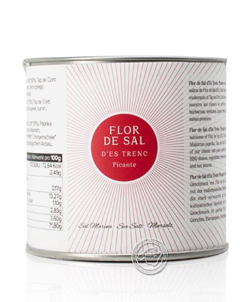 Flor de sal picante, 90-g-Dose