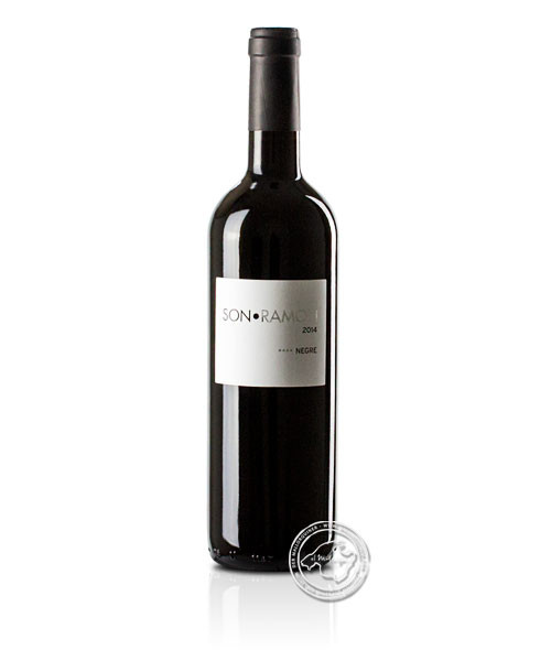 Son Ramon Negre, Vino Tinto 2018, 0,75-l-Flasche