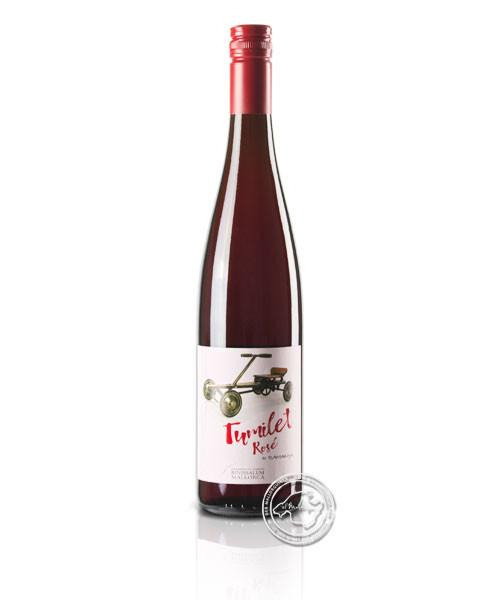Ramanya Tumilet Rosé, Vino Rosado 2017