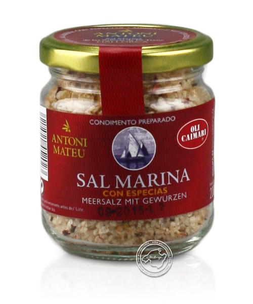 Sal marina con especias, 150-g-Glas
