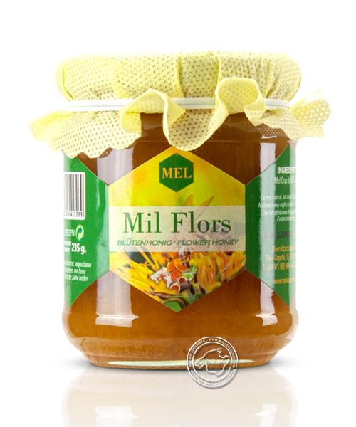 Mallorca Verda Mil Flors natural, Blütenhonig, 235 g