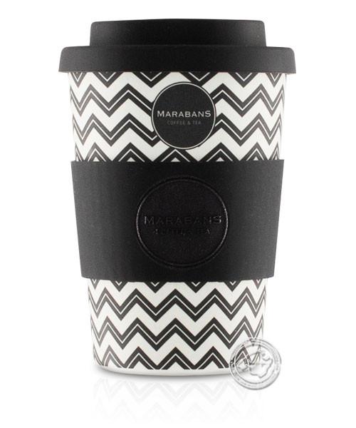 Marabans Kaffeebecher ECO-Bamboo