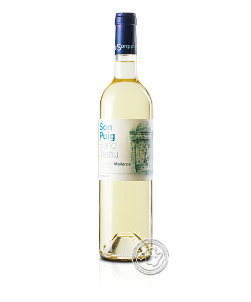 Son Puig Blanc Estiu, Vino Blanco 2019, 0,75-l-Flasche