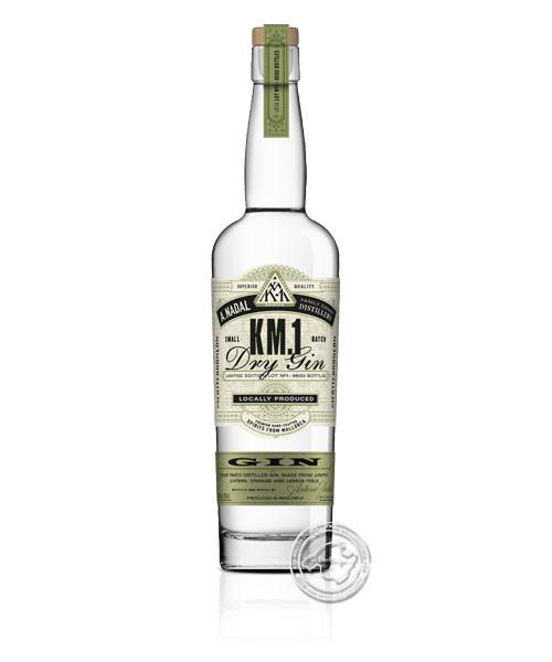 GIN KM.1 de Mallorca, 40%, 0,7-l-Flasche