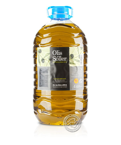 Cooperativa Soller Oli d´oliva Extra Verge D.O., 5 l