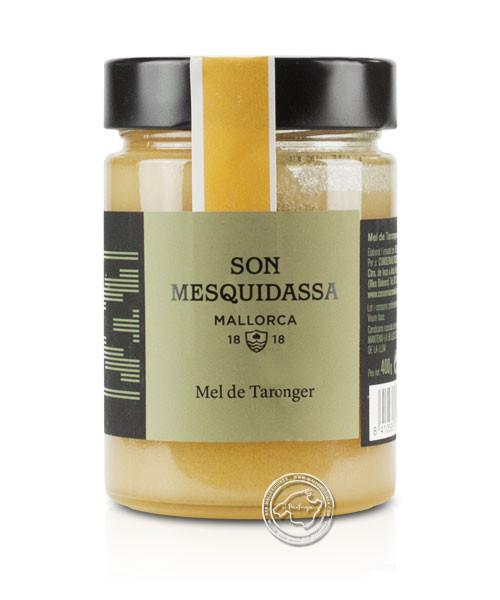 Son Mesquidassa Mel Gourmet de Taronger, Orangenblütenhonig, 400 g