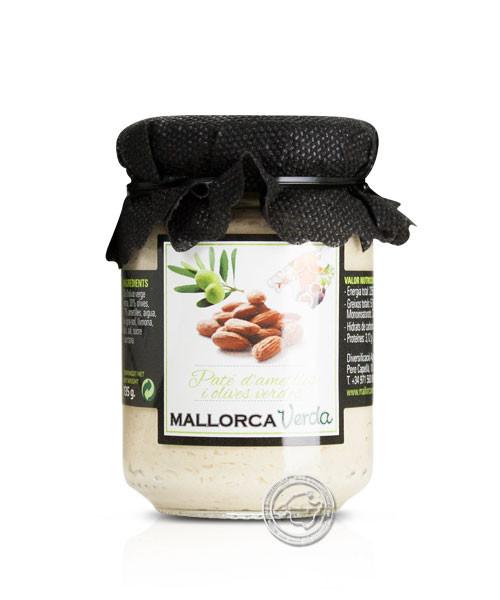 Mallorca Verda Paté d´ametlles i olives verdes, 135 g