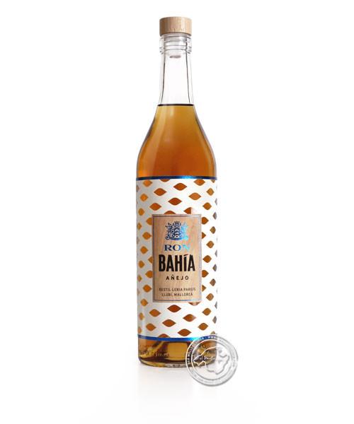 Ron Bahía 42 %, 0,7-l-Flasche