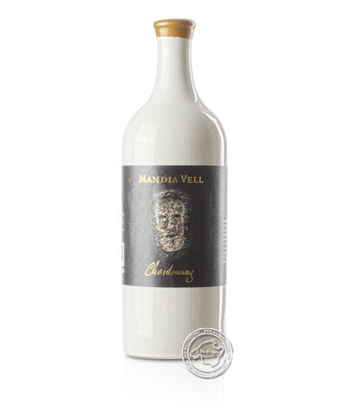 Mandia Vell Chardonnay, Vino Blanco 2020, 0,75-l-Flasche