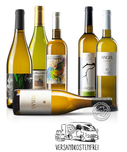 Probierpaket Sortenreine Weißweine