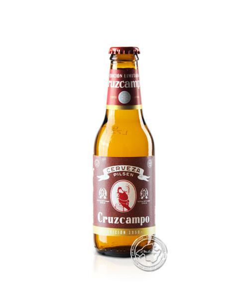 Cruzcampo Cerveza Pils, 0,25 l