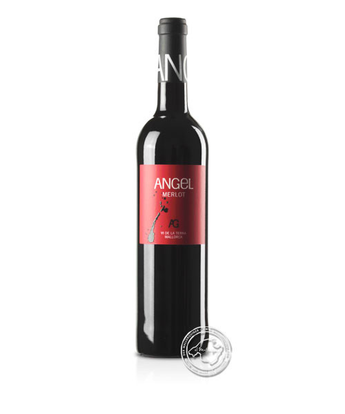 Merlot, Vino Tinto 2015, 0,75-l-Flasche