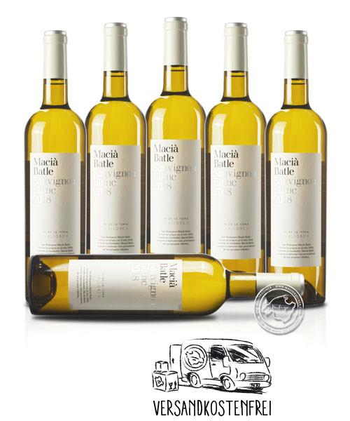 6´er Set Macia Batle Sauvignon Blanc 2020