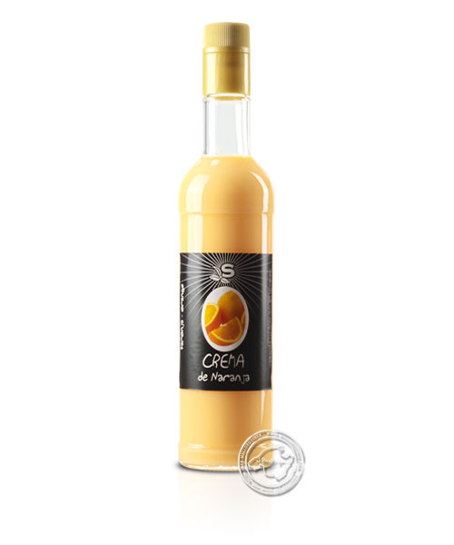 Crema de Naranja, 16 %, 0,5-l-Flasche