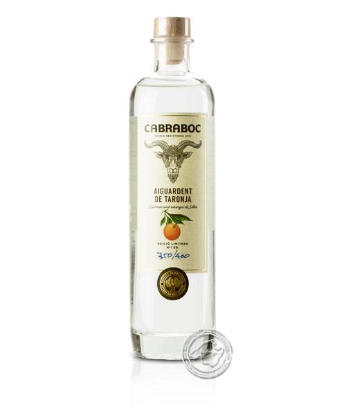 Cabraboc Aiguardent de Taronja, Orangengeist 40 %, 0,5-l-Flasche