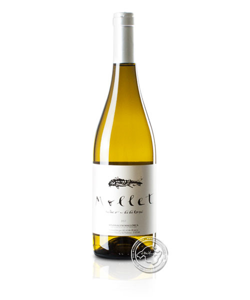 Mollet, Vino Blanco 2020, 0,75-l-Flasche