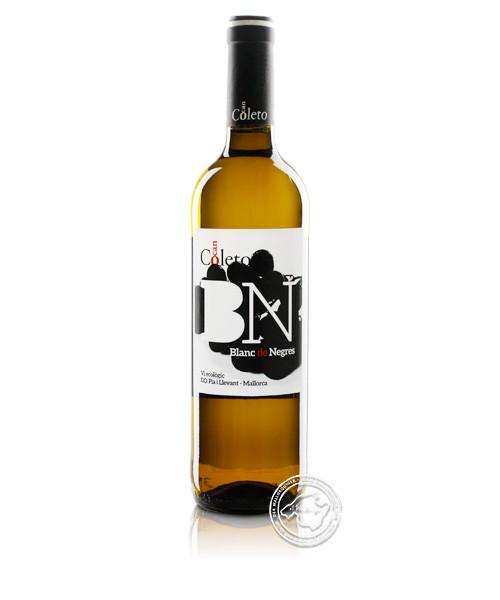 Ca´n Coleto Blanc de Negres, Vino Blanco 2020, 0,75-l-Flasche