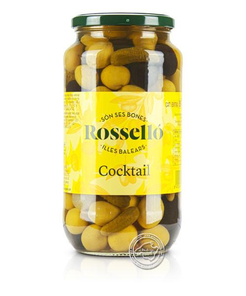 Rosello Olives Cocktail, 960g/550g