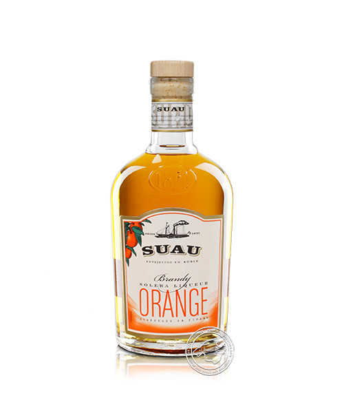 Suau Brandy Orange, 37 % vol.