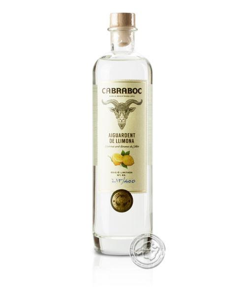 Cabraboc Aiguardent de Llimona, Zitronengeist 40 %, 0,5-l-Flasche