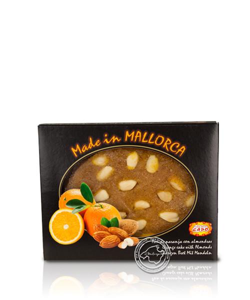 Capo de Mallorca Pan de naranja - Mallorquinisches Orangenbrot, 200 g
