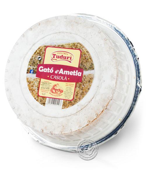 Tuduri Gato d`ametla, Mandelkuchen, 500 g