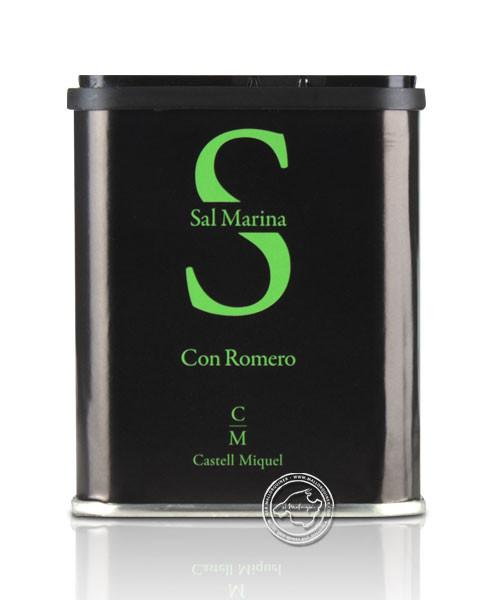 Sal marina con romero, 120-g-Dose