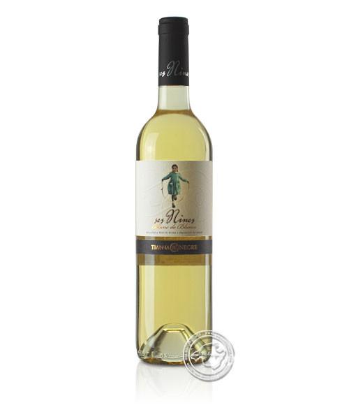 Ses Nines Blanc de Blancs, Vino Blanco 2019, 0,75-l-Flasche