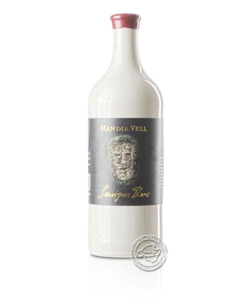 Mandia Vell Sauvignon Blanc, Vino Blanco 2020, 0,75-l-Flasche