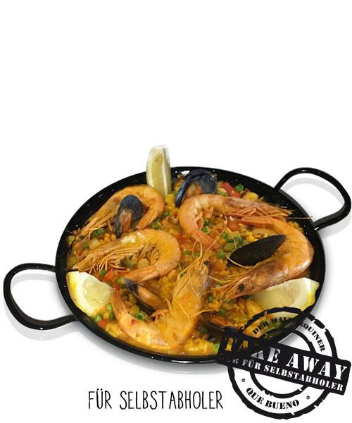 Paella de Carne - Paella mit Fleisch, PRO PERSON