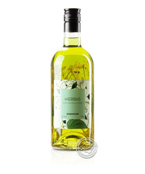 Gin Xoriguer Hierbas Tradicional Familia Dulces, 25 % vol.