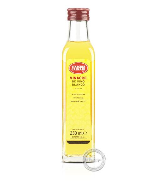Caimari Vinagre de vino blanco, Weißweinweinessig 6°, 0,25 l