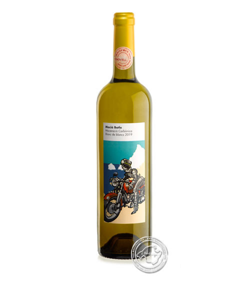 Carbonica Blanc, Vino Blanco 2019, 0,75-l-Flasche