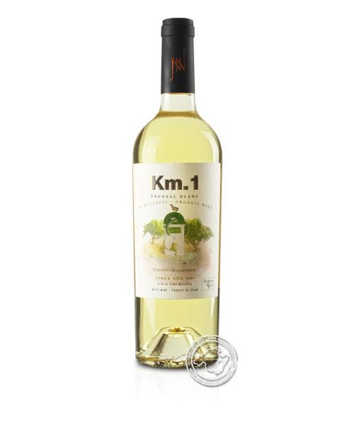 Tianna Negre KM1 Blanco ecológico, Vino Blanco 2020, 0,75-l-Flasche