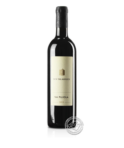 Na Pujola, Vino Tinto 2015, 0,75-l-Flasche