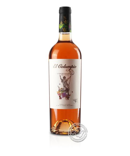 El Columpio Rosat, Vino Rosado 2018, 0,75-l-Flasche