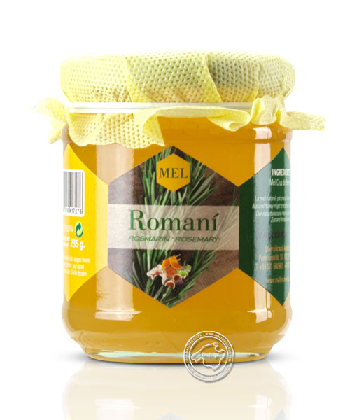 Mallorca Verda Mil Romani, Rosmarinhonig, 235 g