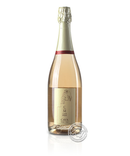 Pearls of an Angel Rosat, 0,75-l-Flasche