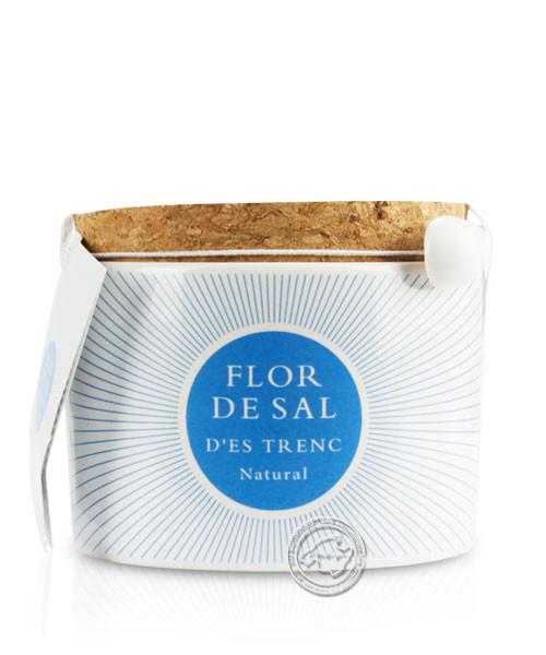 Gusto Mundial Flor de Sal Natural bio intereco Keramikdose, 100 g