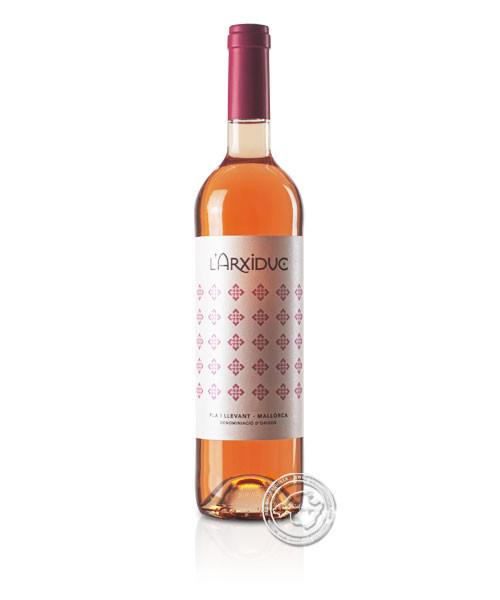 L`Arxiduc Rosat, Vino Rosado 2019, 0,75-l-Flasche