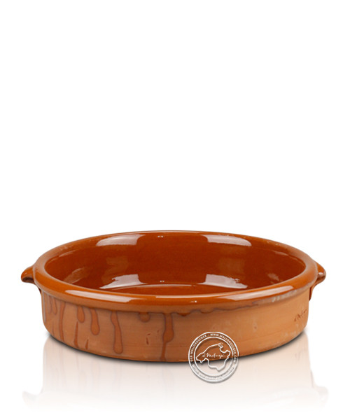 Keramik-Schale halblasier 25 cm, je Stück