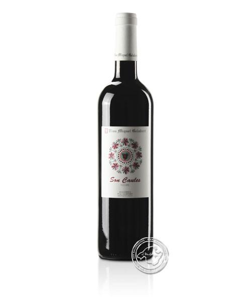 Miquel Gelabert Son Caules Negre, Vino Tinto 2016, 0,75-l-Flasche