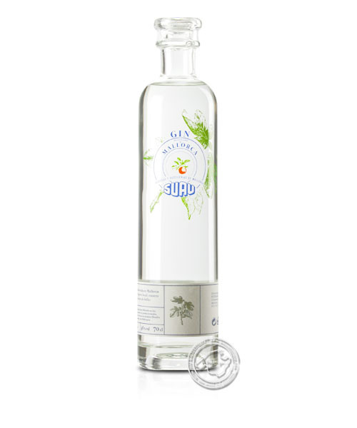 Gin Orange Mallorca, 40 % vol, 0,7-l-Flasche