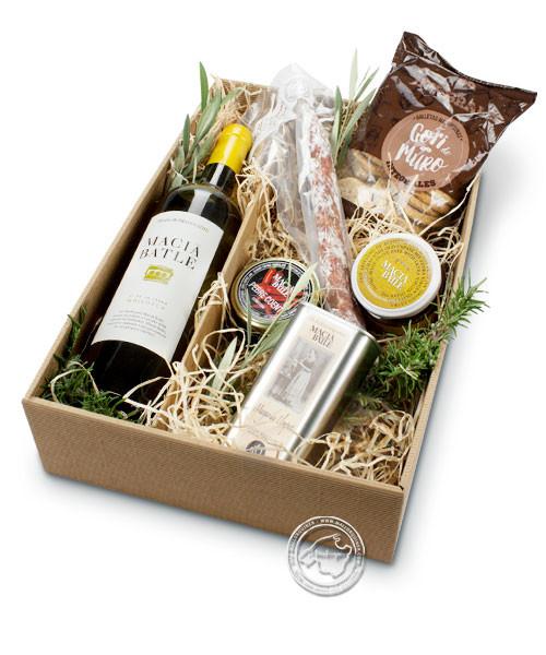Genießerpaket Picknick Macia Batle Weißwein